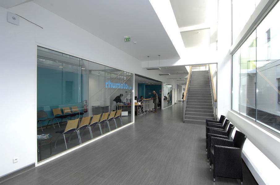 Clinique Francois Chnieux  Ateliers4