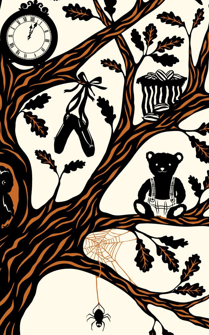 Bookworm Laura Barrett Illustration Portfolio London