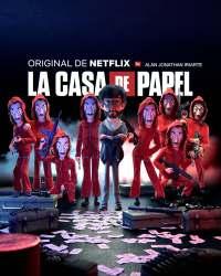 LA CASA DE PAPEL cartoon By Alan Jonathan Iriarte @freakartist3d AlanJonathanIriarte