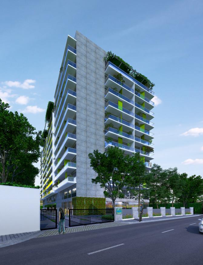 Assetz High Rise Apartments Flying Elephant Studio