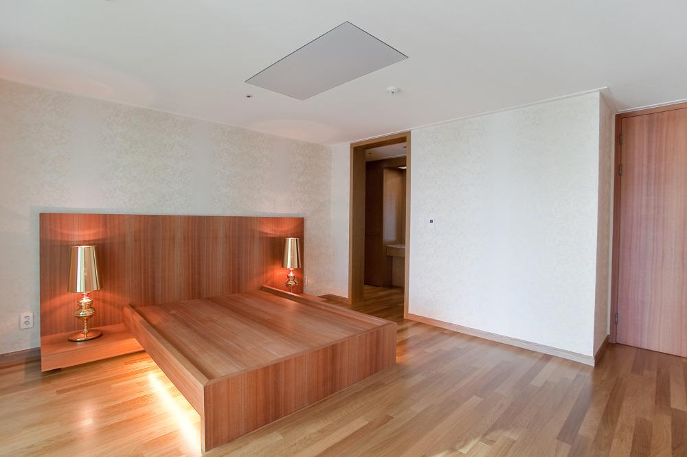 G Penthouse Interior Design SHIN architects
