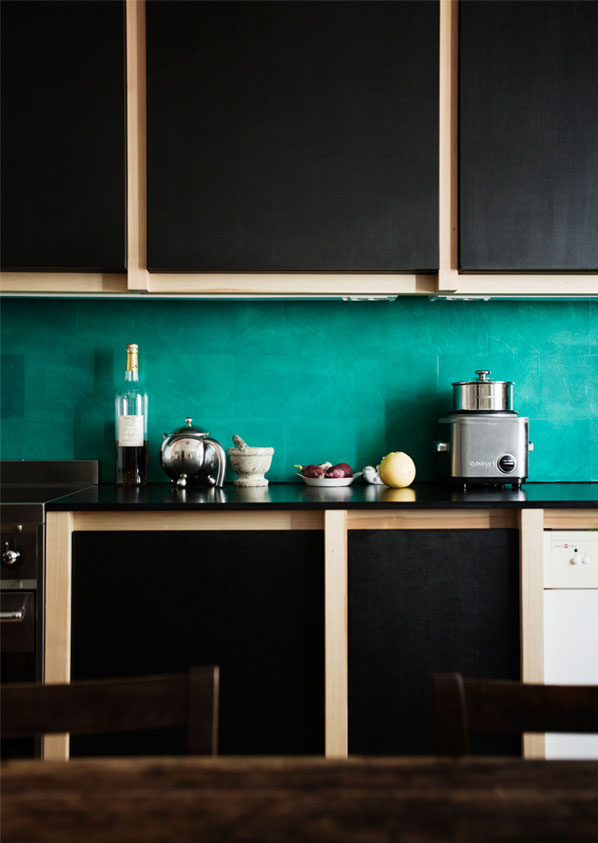 Elin  Stefans Kitchen  Fredrik Paulsen