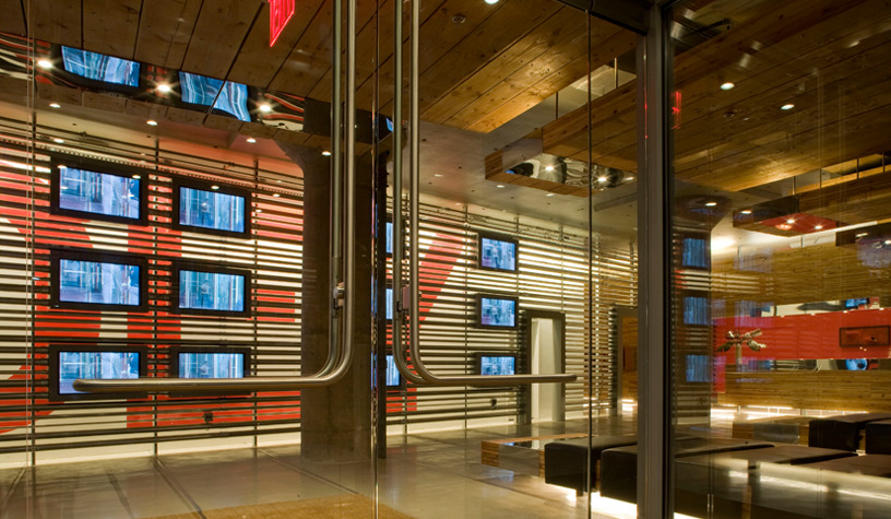 CANCO LOFT LOBBY  LOTEK Architecture  Design