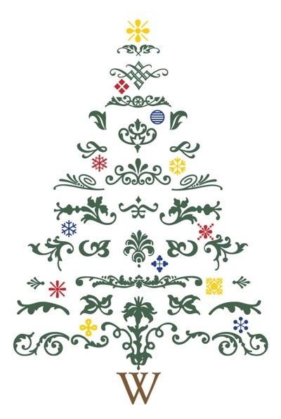Christmas Card Design For Welch Printing Stephanie
