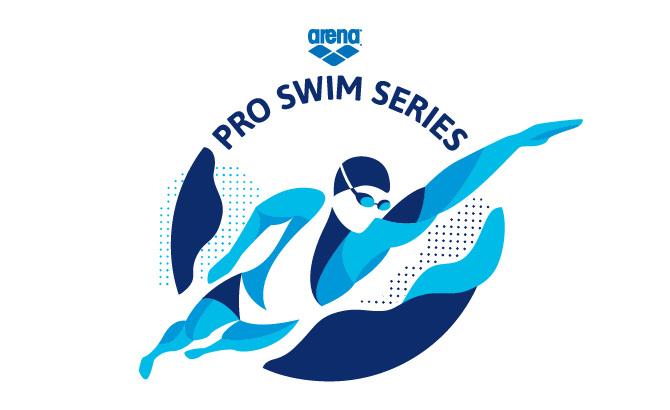 usa swimming graphic design
