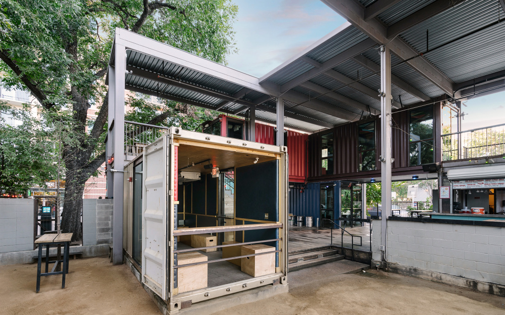 Container Bar Austin Residential And Commercial