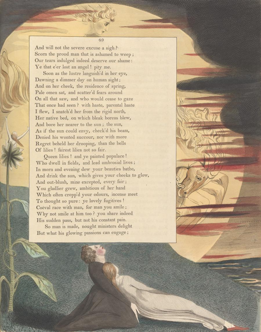 Le Voilier De William Blake : voilier, william, blake, William, Blake, Poemas, Poema