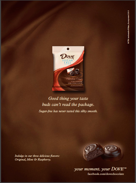 Shifting Advertising Trends for Big Chocolate in the 20th ...