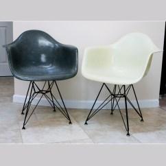Rectangular Rubber Chair Glides Wishbone Replica Chairform