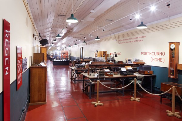 Porthcurno Telegraph Museum - Nina Jua Klein