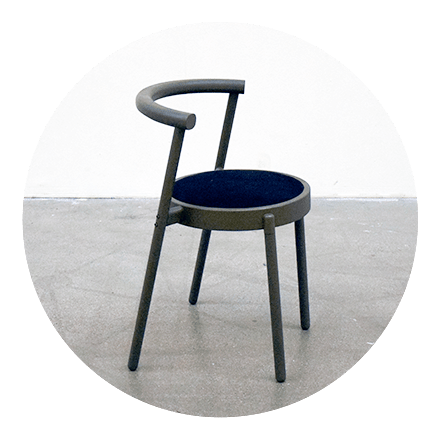 yilan chair design competition 2018 brown leather and ottoman about cobyhuang com cloo shelf