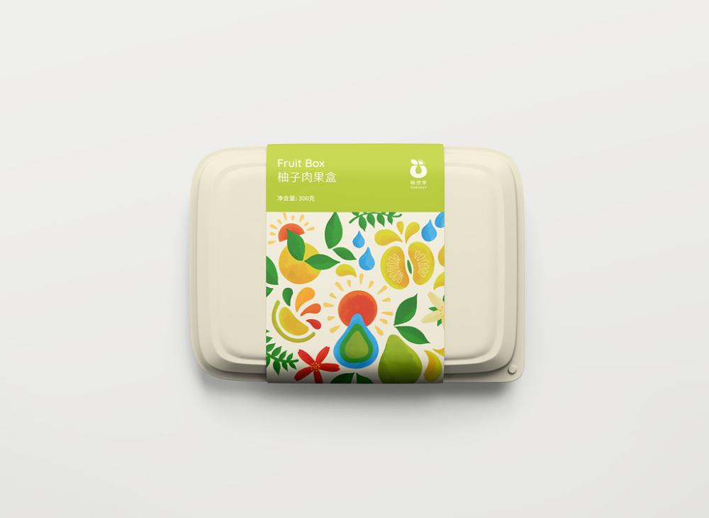 Useason Pomelo Branding - Melo & Yan   Design Studio