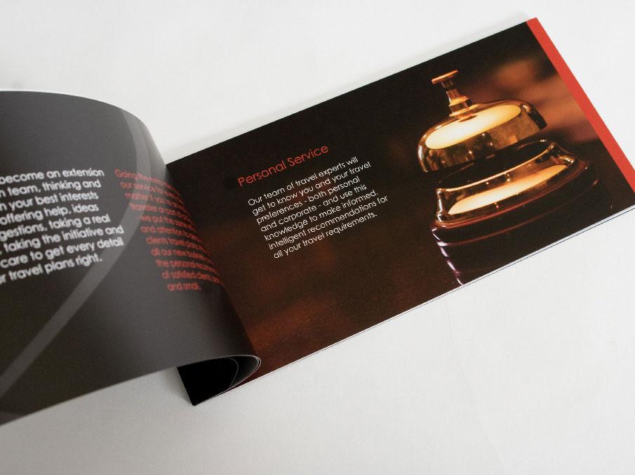 Sandy Row Brochure Design Freelance Designer Brand