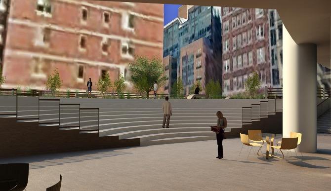 The Spires  Chelsea Manhattan High Rise Apartments  KNIGHT design