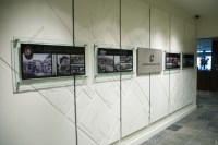 LedMac History Wall - COLIN CAMPBELL DESIGN