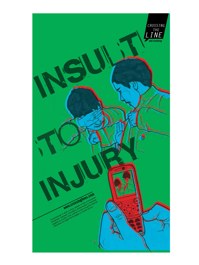Anti Bullying Campaign Graphic Design Projects