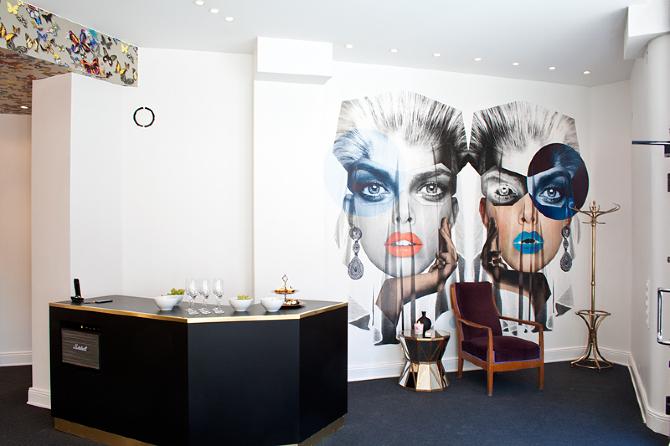 Animal Wallpaper Makeup Academy Nathalie Hallman