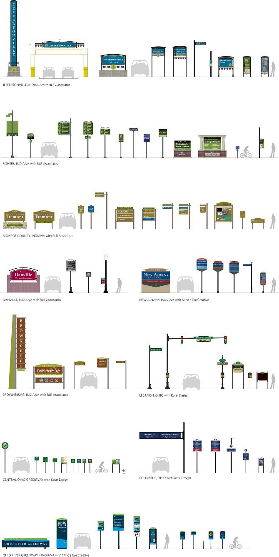 Urban Amp Park Signage Snodgrass Design