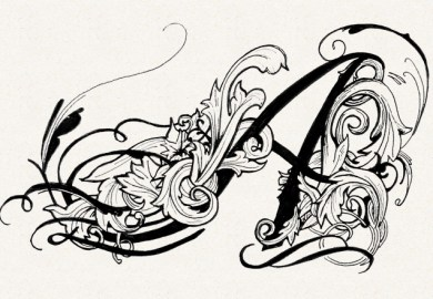 Tattoo Lettering Styles Designs