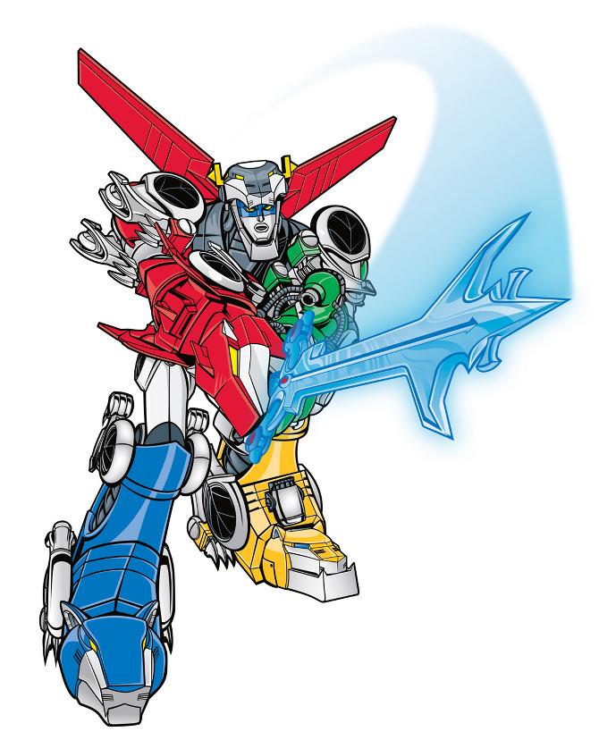 Voltron Force - Beeslaar