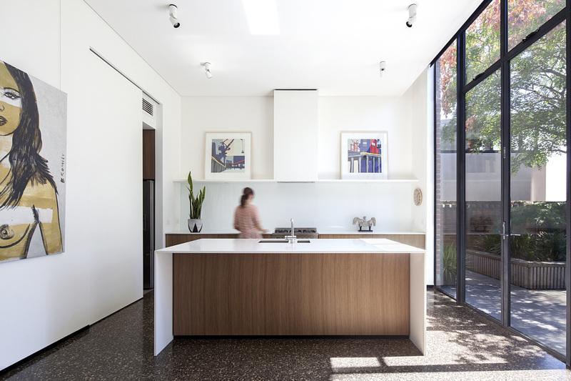 Mill St House  Moloney Architects