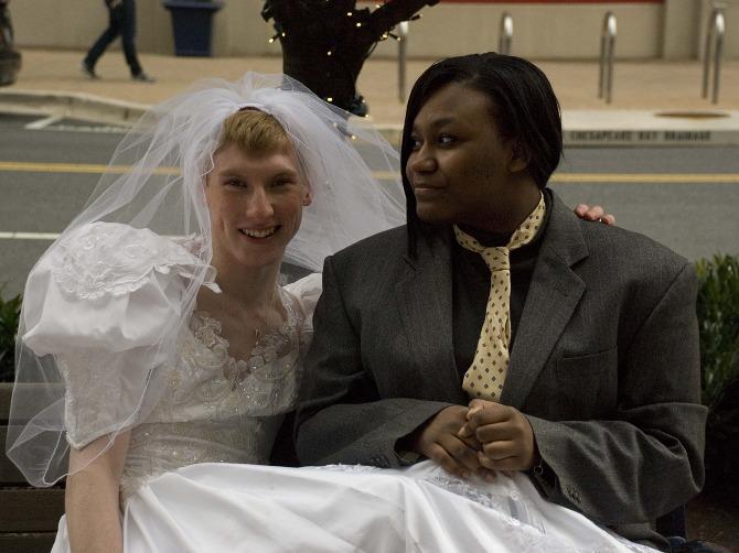 Wedding Reversal Photo Shoot  JohnnaScalia