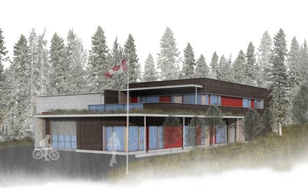 Hornby Island Firehall - Simcic Uhrich Architects