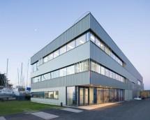 Sige De Multiplast - . Georget & Smal Architectes