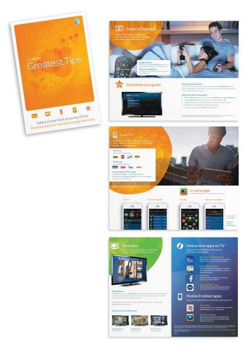 small resolution of at t u verse work done as art director while at javelin marketing group