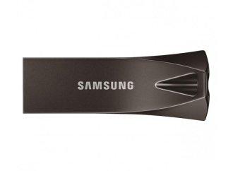 Pen drive Samsung 128GB BAR Plus Titan Gray 400MB/s