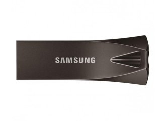 Pen drive Samsung 64GB BAR Plus Titan Gray 300MB/s