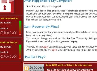 Dlaczego nie powinieneś pisać własnego ransomware?