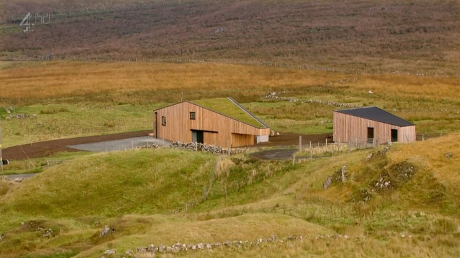 Kendram Turf House Rural Design Architects Isle Of Skye And