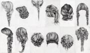 braid study ongoing - lauren