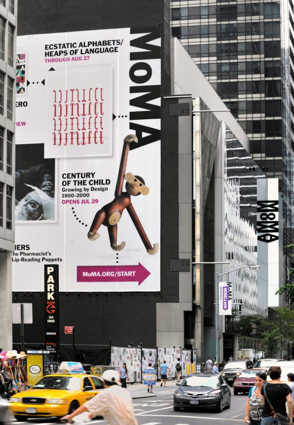 Moma Starts - Department Of Advertising And
