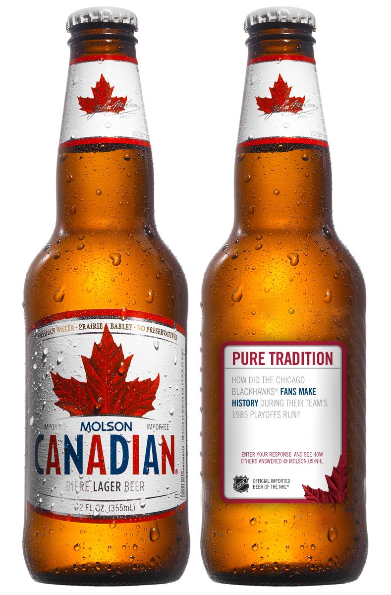 Molson Canadian Golacygo