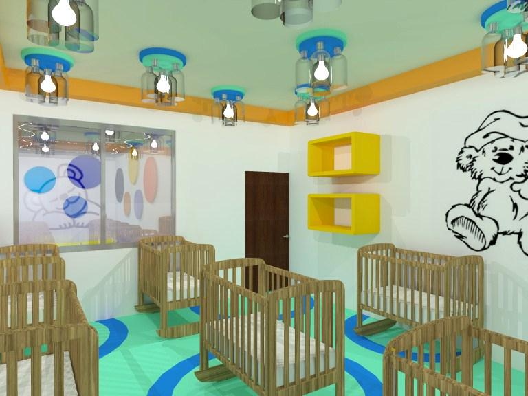 PROYECTO TESIS  CENTRO INFANTIL  GABY DESIGN
