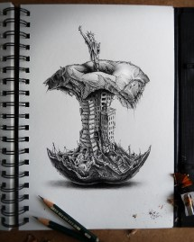 Amazing Music Drawings Imgurl