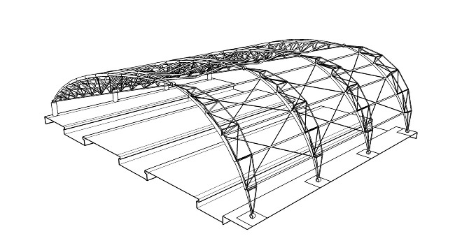 STRUCTURAL ANALYSIS WATERLOO INTERNATIONAL TERMINAL