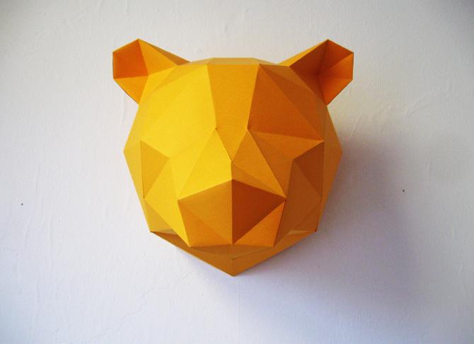 Animal Friendly Bear DIY Kit Assembli