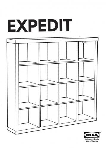 IKEA Expedit Bookshelf  Germany
