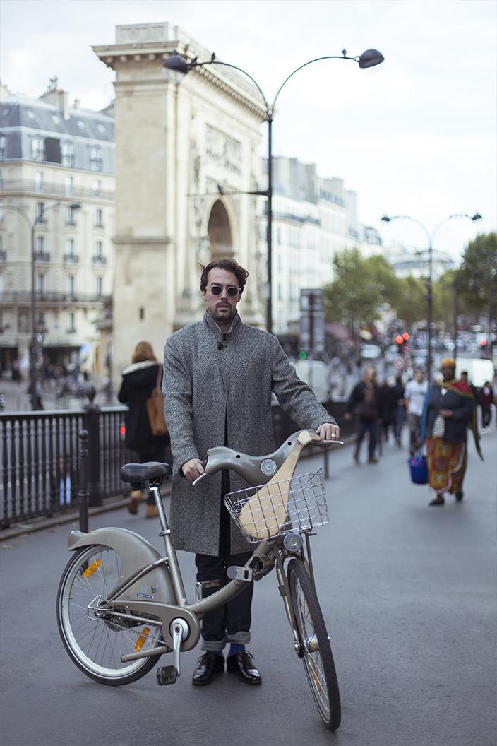 Popeye Magazine  Parisian City Boys  Bens work