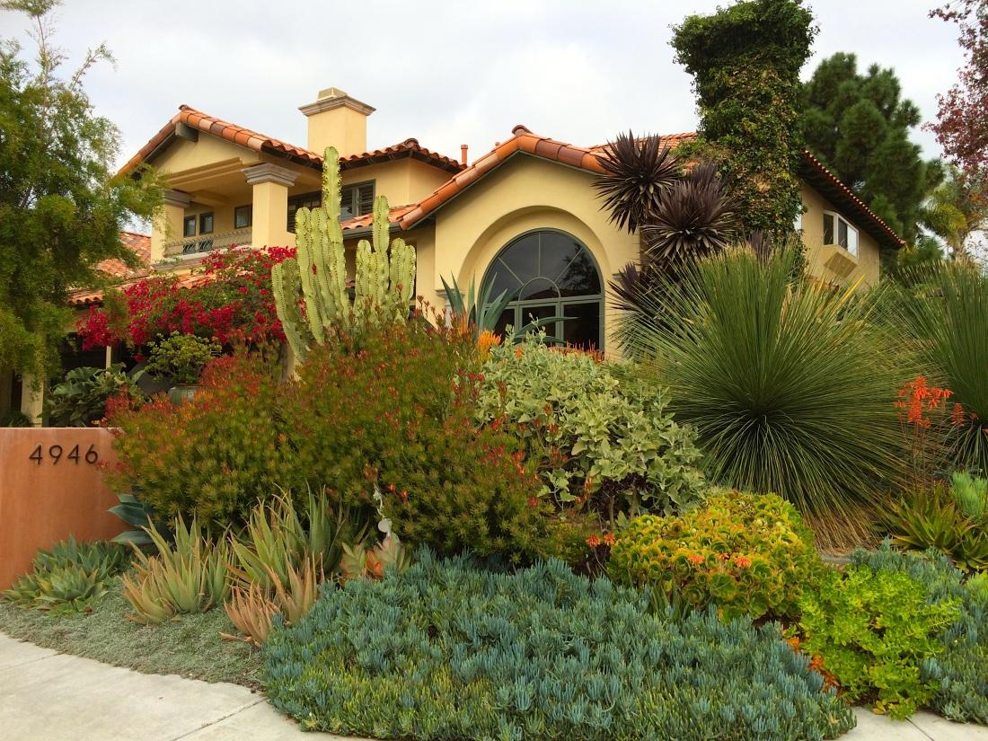 Carmel Valley Succulent Garden Amelia B Lima Amp Associates