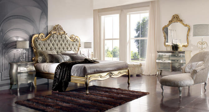 Regal Bedroom Décor In Modern Houses  Joanna Designs