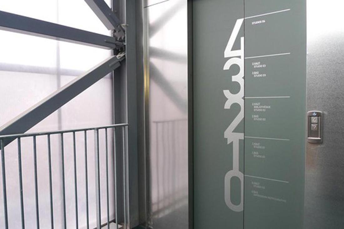 cole dArchitecture  Paris  ateliers59