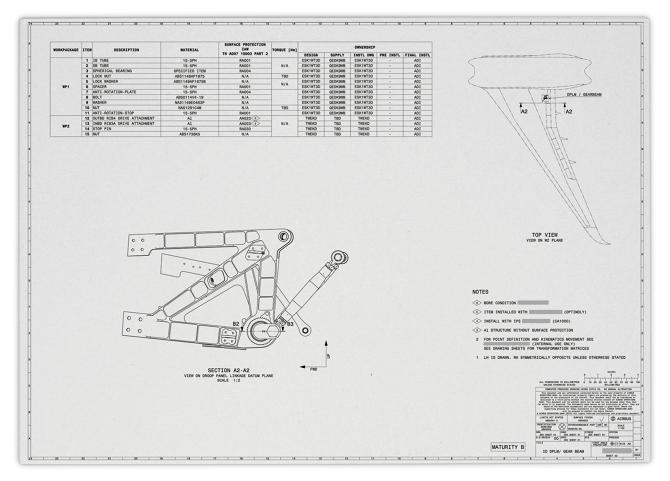 ENGINEERING DRAWINGPrecision detailed engineering drawings