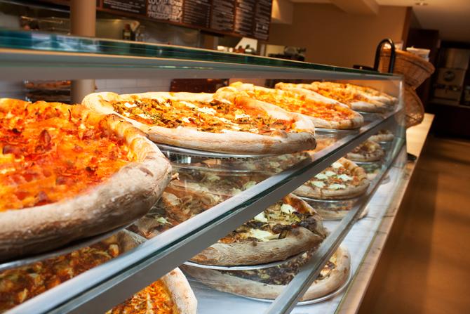 Sal's Pizza Rebrand