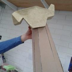 Desk Chair Leather Ikea Bar Chairs Giraffe - Harriet Rose Modelmaker