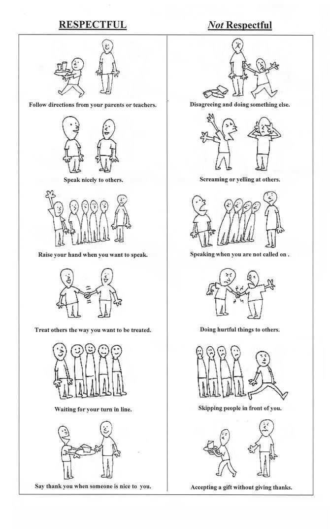 Printables. Behavior Worksheets. Tempojs Thousands of