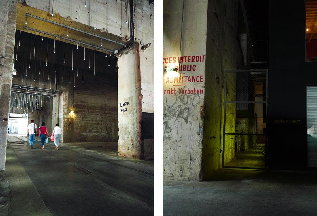 La Base sousmarine  SaintNazaire  ateliers59